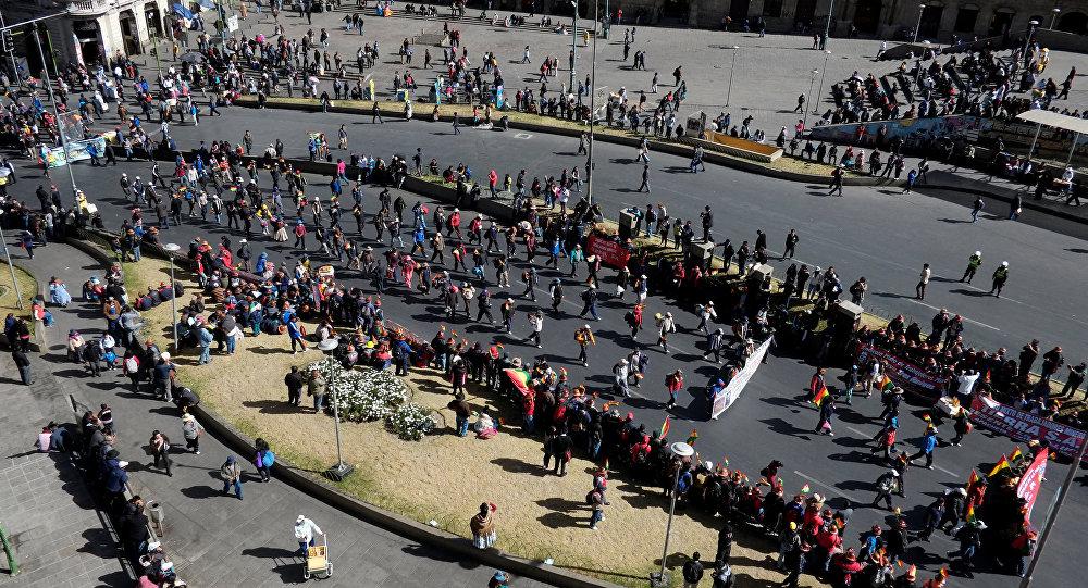 Resultado de imagen para BOLIVIA ESTABILIDAD LABORAL