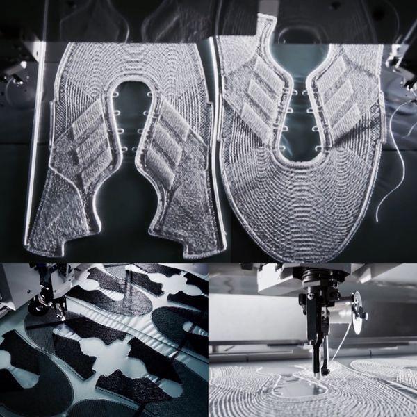 El futuro del calzado deportivo involucra la impresión en tres dimensiones y el uso de materiales sintéticos amigables con el medio ambiente