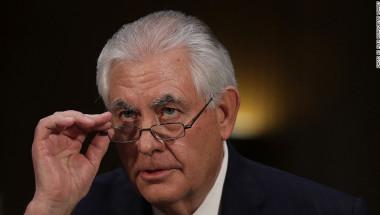Rex Tillerson, nominado por Trump como secretario de Estado de Estados Unidos, trabajó en ExxonMobil durante 42 años, 10 de los cuales fueron como CEO.