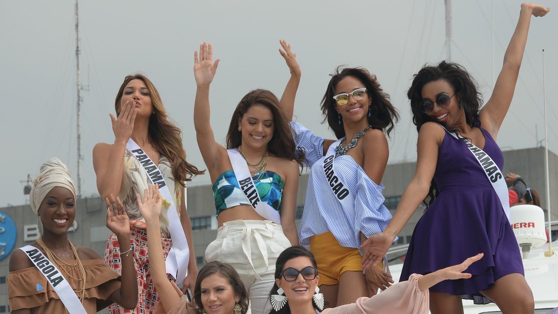 La edición 2017 de Miss Universo se celebra en Filipinas