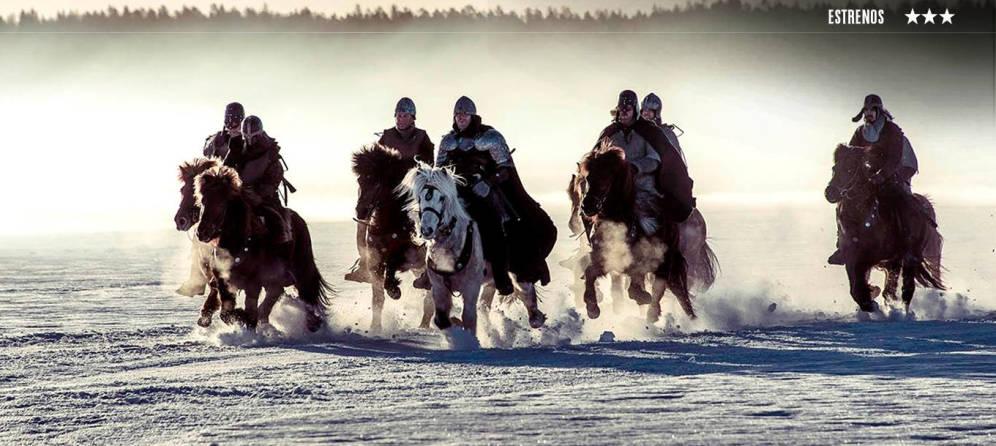 Foto: Un fotograma de 'El último rey'.