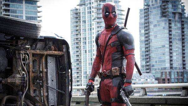 """""""Deadpool"""" sorprendió por su presencia en los Globos de Oro"""