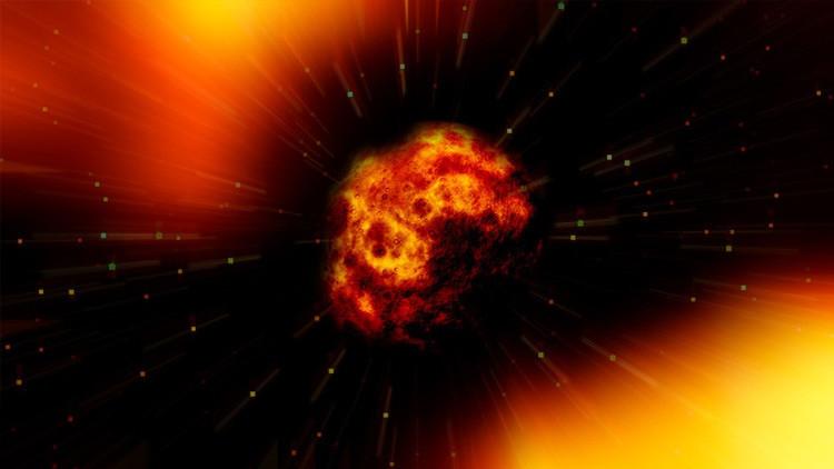 Enorme asteroide atraviesa el cinturón de asteroides del Sistema Solar y se aproxima hacia la Tierra
