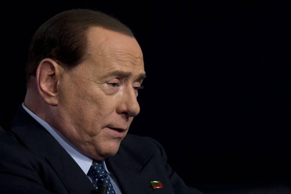 El ex primer ministro italiano, Silvio Berlusconi, en mayo de 2014.
