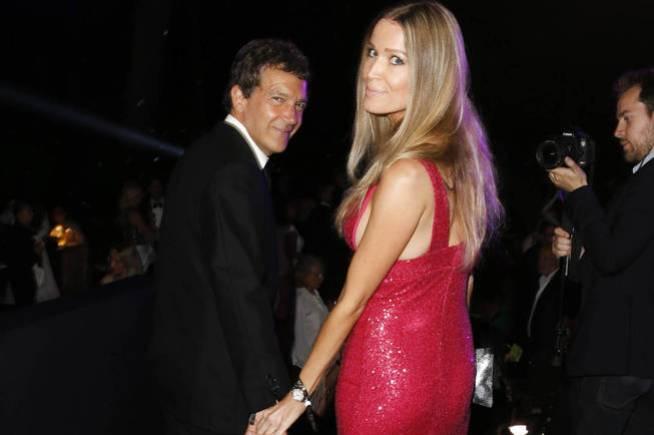 Antonio Banderas y Nicole Kempel (Gtres)