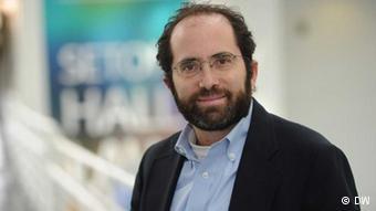 Profesor Jonathan Hafetz.