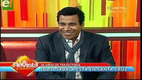 """Julio Sabala te regalará  """"Una noche de locura"""" junto a Ronico Cuéllar, Oliver Montoya y Pablo Fernández"""