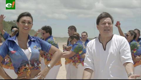 Chabacos presentaron su vídeo clip con su canción oficial para este carnaval 2017