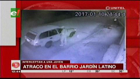 Una joven fue atracada en el barrio Jardín Latino, vecinos exigen seguridad
