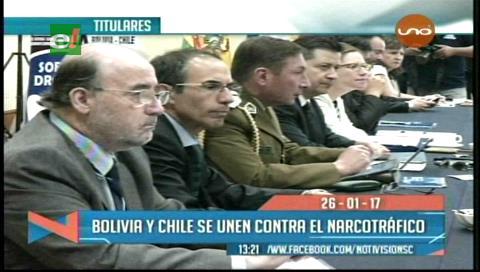Video titulares de noticias de TV – Bolivia, mediodía del jueves 26 de enero de 2017