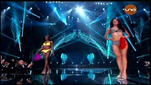Miss Universo 2016: Semifinalistas en traje de baño