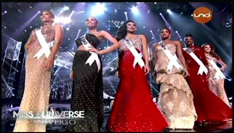 Las 6 finalistas del Miss Universo 2016