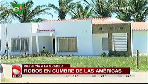 Vecinos del barrio Cumbre de las Américas denuncian nueve robos en casas en menos de un mes