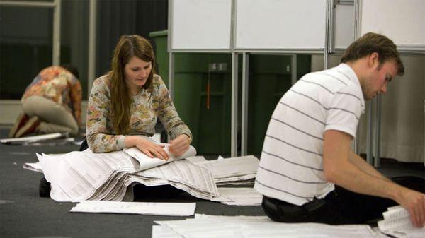 El recuento de los votos en los comicios de marzo será manual