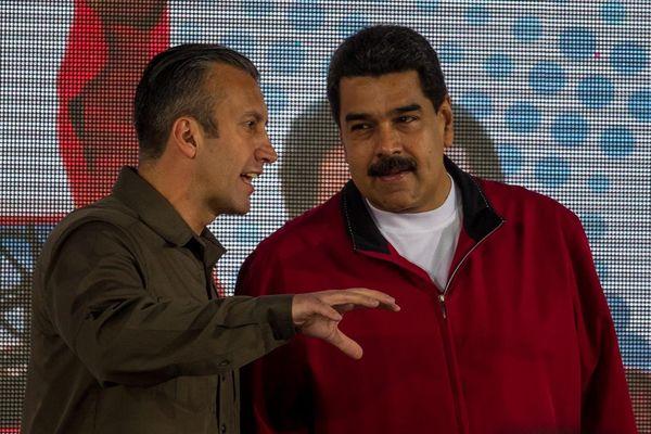 El Aissami reemplazó en enero aAristóbulo Istúriz como vicepresidente de Venezuela, segundo al mando de Nicolás Maduro (EFE)