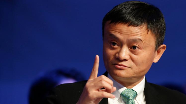 Jack Ma, fundador de Alibaba:
