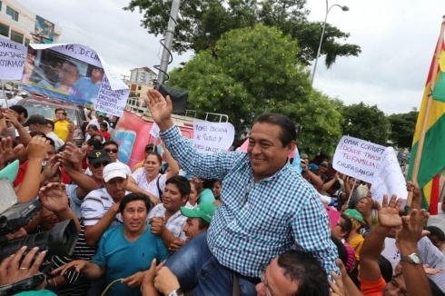 Pórcel prestó sus declaraciones ante el Fiscal