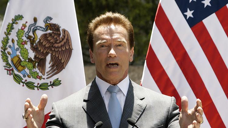 Schwarzenegger afirma que quiso