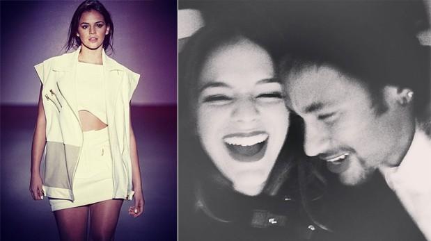 Resultado de imagen para El emotivo mensaje de la sexy novia de Neymar por su cumpleaños