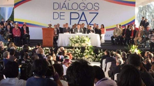 La apertura oficial de los diálogos de paz con el ELN