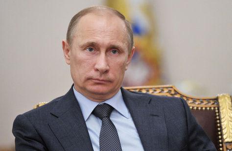 El presidente ruso, Vladimir Putin. Foto: meridianonoticias.com