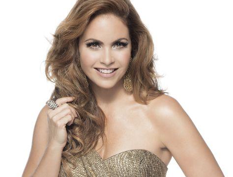 La actriz y cantante mexicana llegará a Bolivia para animar la fiesta de la morenada La Paz Maravilla del Mundo.