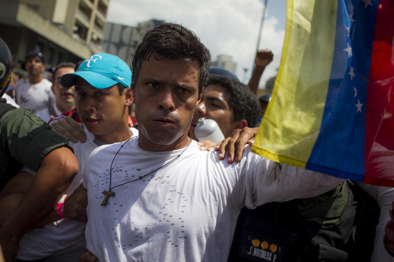 Resultado de imagen para Leopoldo López