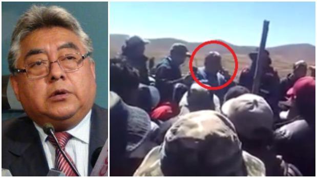 Bolivia: Difunden video de viceministro antes de ser asesinado