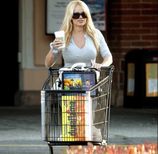 Imagen de archivo de Pamela Anderson
