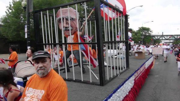 El prisionero político puertorriqueño Oscar López Rivera llegó hoy a Puerto Rico, donde acabará de cumplir su condena para luego residir de manera permanente