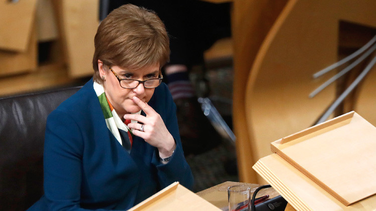 Escocia ya tendría planeado otro referéndum de independencia