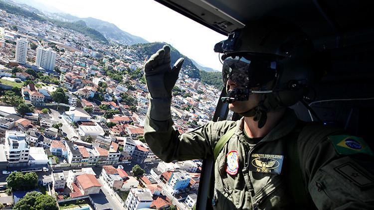 Brasil: La Policía de un estado continúa en huelga pese a una ola mortal de violencia