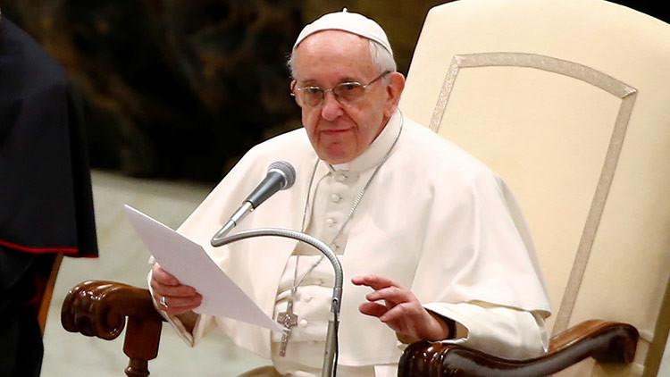 El papa Francisco sobre los escándalos sexuales: