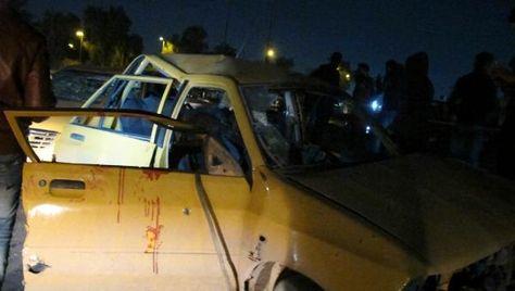 Destrozos cuantiosos en Bagdad por el atentado del EI. Foto: @NTN24
