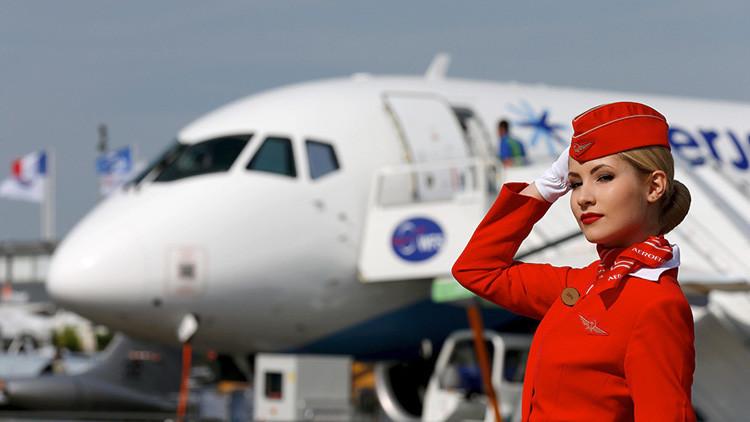 'Dominar los cielos': La rusa Aeroflot es elegida la aerolínea con la marca más poderosa del mercado