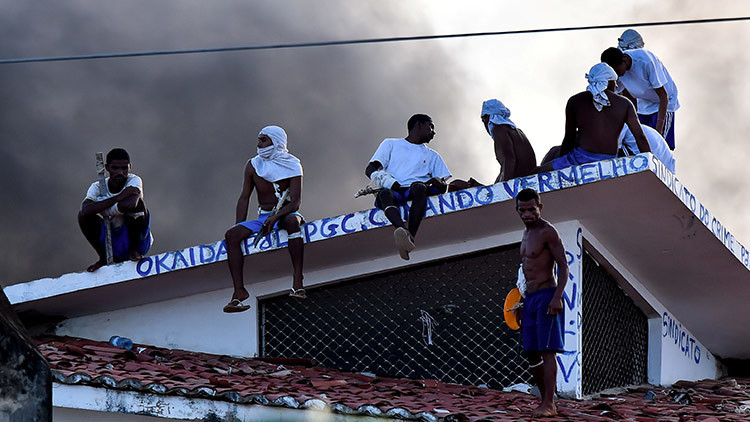 Carnicería a lа brasileña: ¿por qué se exterminan los dos mayores clanes criminales del país?