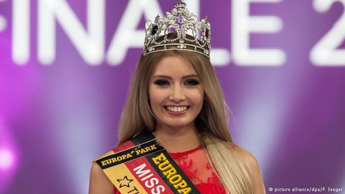 Wahl der Miss Germany 2017 in Rust Soraya Kohlmann (picture alliance/dpa/P. Seeger)