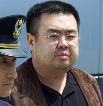 Kim Jong-nam. (Reuters)