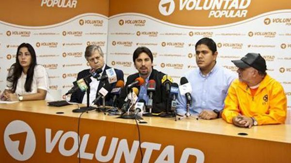 Freddy Guevara, encargado nacional de Voluntad Popular