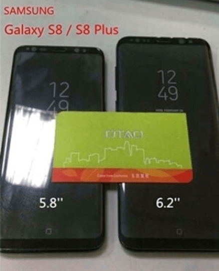 Samsung Galaxy S8 y Galaxy S8+