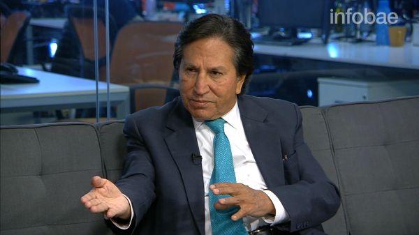 Alejandro Toledo, ex presidente de Perú