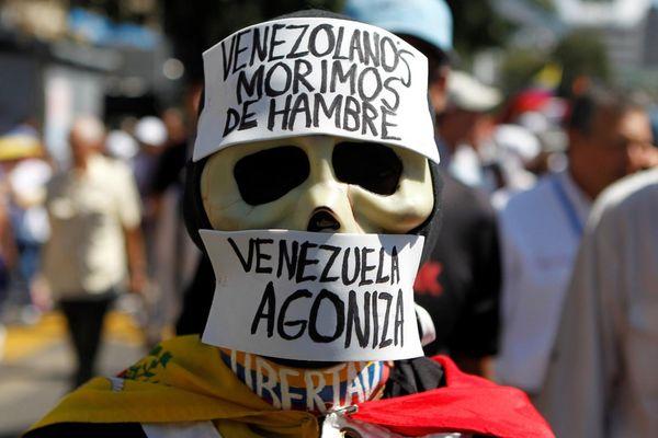 Venezuela vive una profunda crisis política, económica y social (Reuters)
