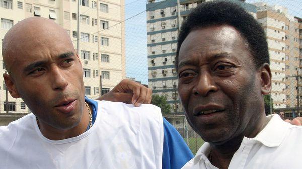 El hijo de Pelé fue acusado de blanqueo de dinero y tráfico de drogas