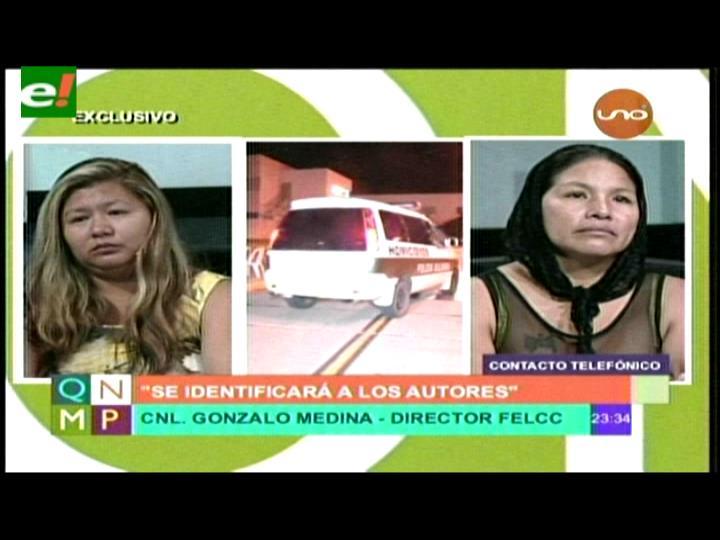 Viuda de víctima de Palmasola asegura que no hubo pelea sino un asesinato