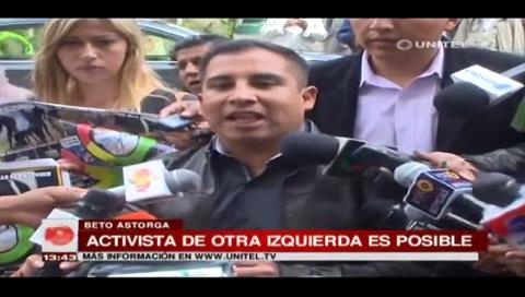 La Paz: Grupos preparan protestas contra los planes de repostulación de Evo Morales