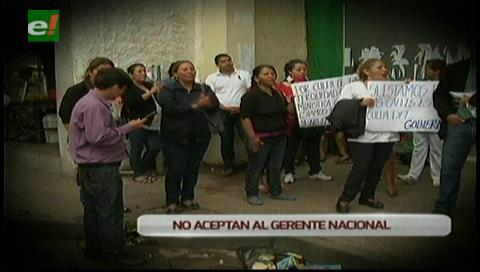 Médicos encabezaron segundo día de paro en la CNS