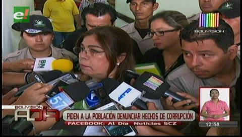 Santa Cruz: Funcionaria municipal destituida será sometida a la justicia