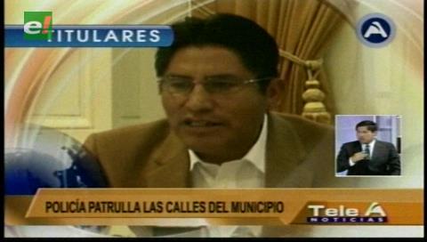 Video titulares de noticias de TV – Bolivia, noche del viernes 17 de febrero de 2017