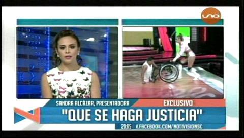 """Sandra Alcázar y la detención de Rubén Jara: """"No es la persona que conocí, que se haga justicia"""""""