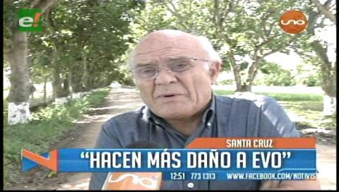 """Puente y la entrevista a Zapata: """"Tratan al pueblo como si fuera tonto"""""""